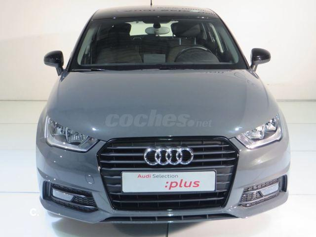 audi a1 sportback 1 4 tdi 90cv ultra adrenalin diesel gris plata gris nano del 2015 con. Black Bedroom Furniture Sets. Home Design Ideas