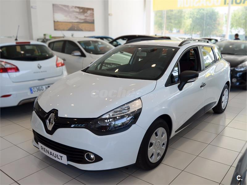 renault clio business energy dci 75 eco2 euro 6 diesel blanco del 2015 con 6576km en baleares. Black Bedroom Furniture Sets. Home Design Ideas