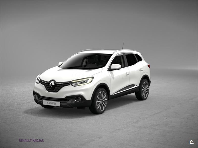 renault kadjar berlina zen energy dci 96kw 130cv diesel de km0 de color blanco en madrid 32507550. Black Bedroom Furniture Sets. Home Design Ideas