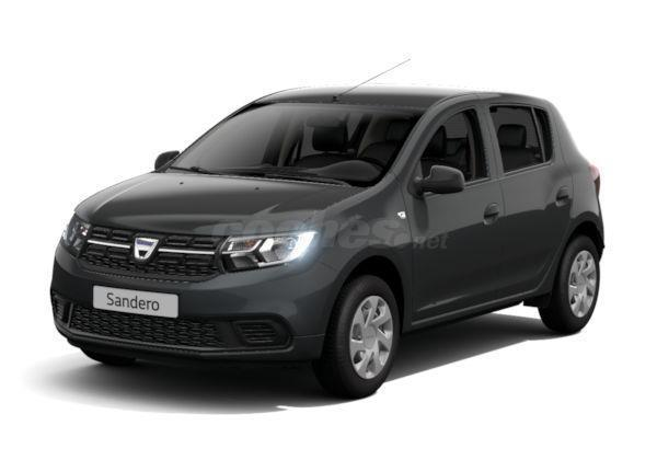 dacia sandero berlina ambiance dci 55kw 75cv diesel de km0 de color blanco varios colores en. Black Bedroom Furniture Sets. Home Design Ideas