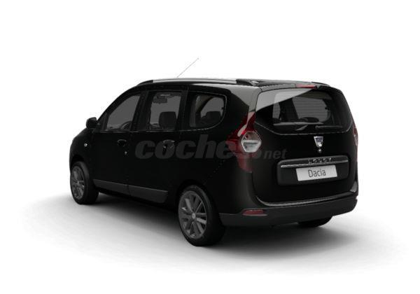dacia lodgy monovolumen laureate dci 79kw 107cv 7pl 2017 diesel de km0 de color blanco varios. Black Bedroom Furniture Sets. Home Design Ideas