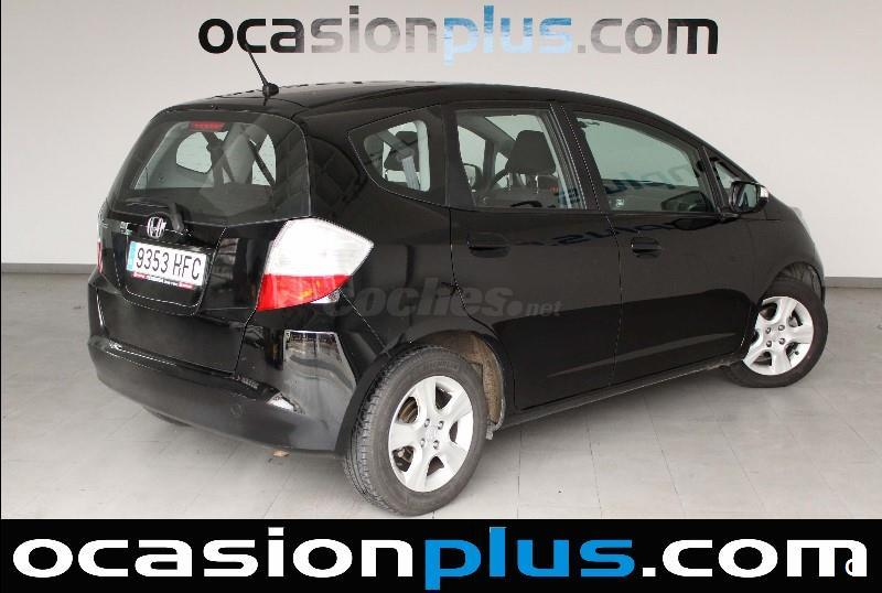 honda jazz 1 4 ivtec executive gasolina negro del 2011 con 46000km en madrid 32512597. Black Bedroom Furniture Sets. Home Design Ideas
