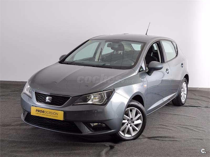 seat ibiza 1 6 tdi 105cv style diesel gris plata del 2014 con 49991km en baleares 32519673. Black Bedroom Furniture Sets. Home Design Ideas