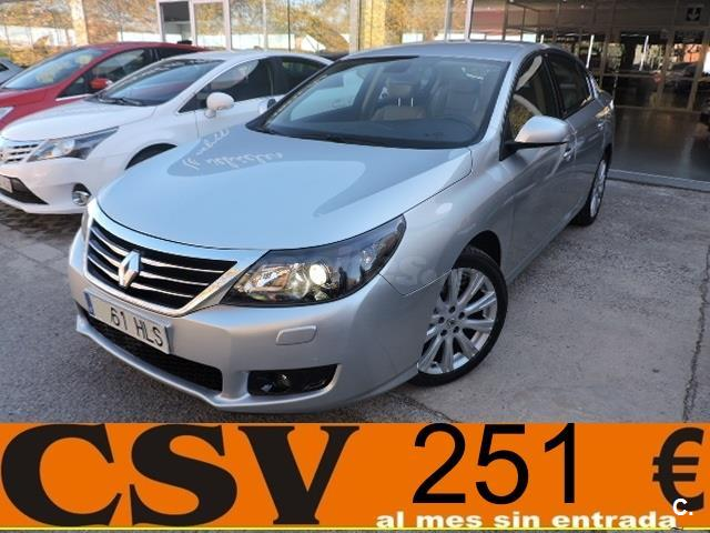 renault latitude initiale dci 175 diesel gris plata del 2012 con 111000km en barcelona 32539157. Black Bedroom Furniture Sets. Home Design Ideas