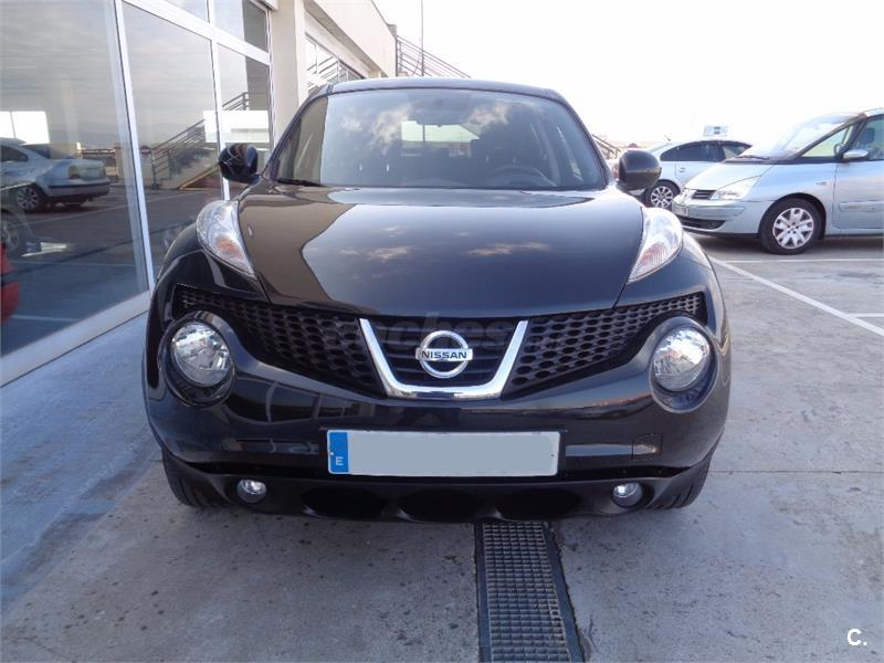 nissan juke 4x4 1 5 dci acenta 4x2 diesel de color negro 658874394 del a o 2014 con 39900km en. Black Bedroom Furniture Sets. Home Design Ideas