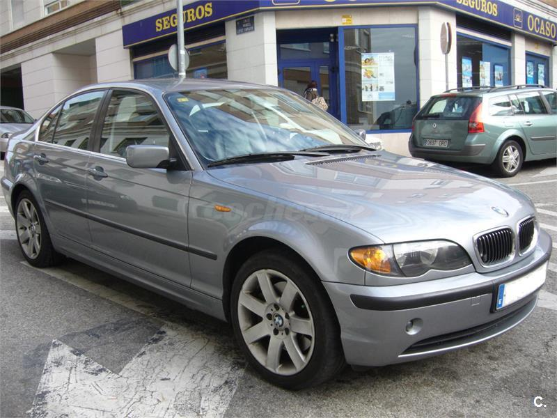 bmw serie 3 330xd diesel gris plata del 2004 con 193000km en madrid 32560632. Black Bedroom Furniture Sets. Home Design Ideas