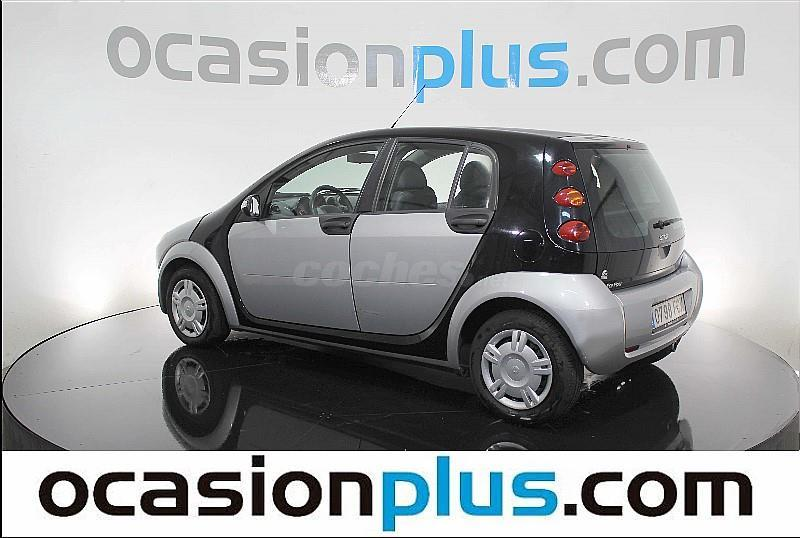 smart forfour 1 0 pure gasolina gris plata del 2006 con. Black Bedroom Furniture Sets. Home Design Ideas