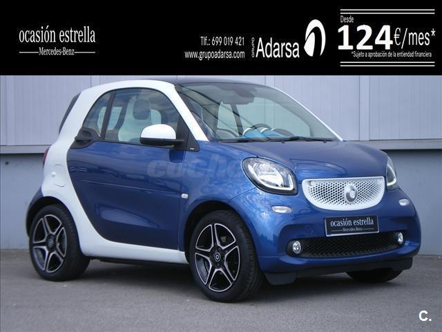 smart fortwo gasolina azul  azul medianoche  del 2015 con 12487km en asturias 32578657 smart fortwo service manual 450 smart fortwo service manual pdf