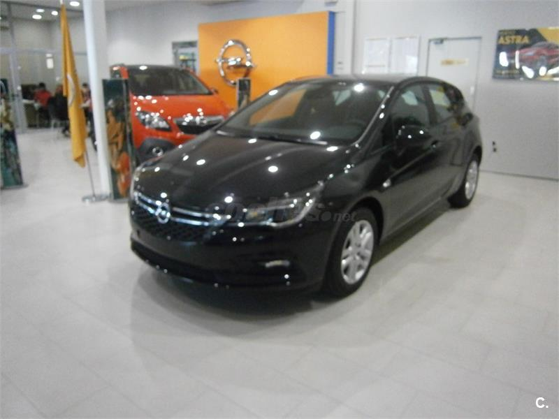Opel Astra Berlina 1 6 Cdti 81kw 110cv Selective Diesel De