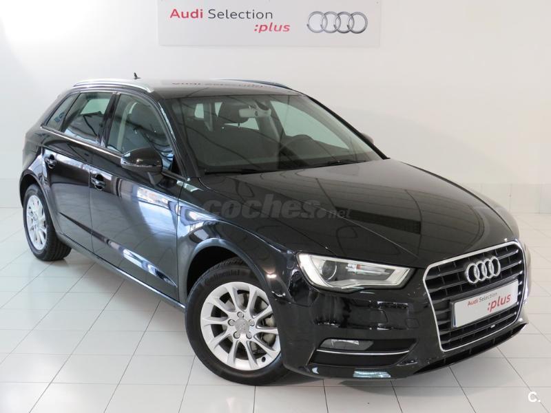 Audi a3 sportback 1 6 tdi 110cv clean attraction diesel for 5 puertas pontevedra