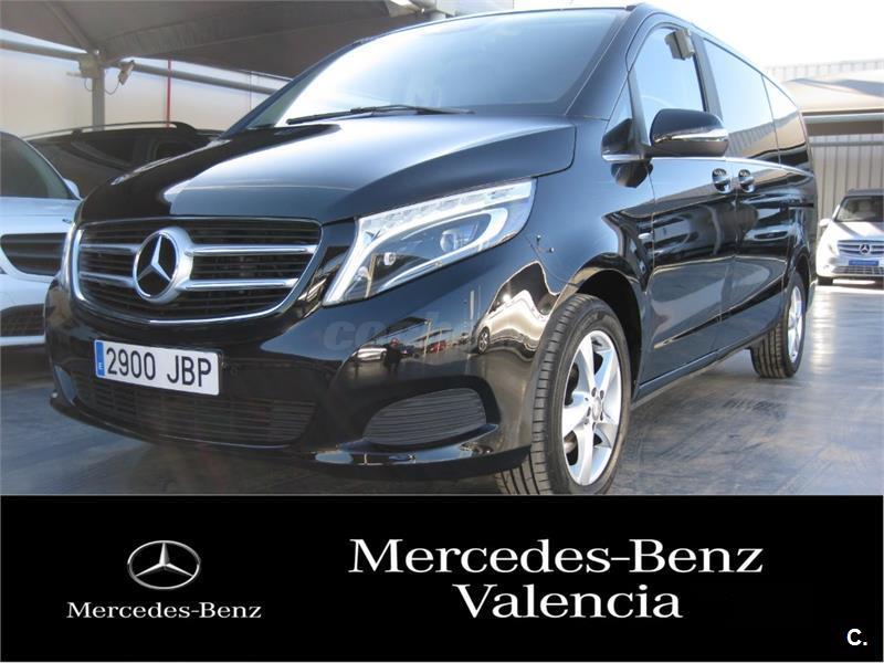 Mercedes benz clase v 220 cdi avantgarde largo diesel for Mercedes benz of valencia