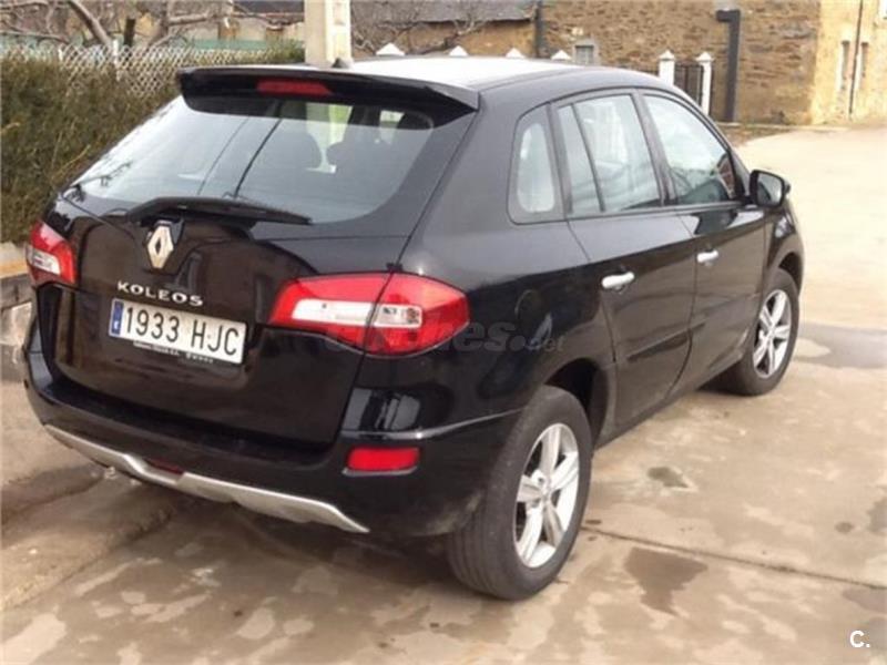 Renault koleos 4x4 expression dci 150 4x2 diesel de color for Puertas zaitegui