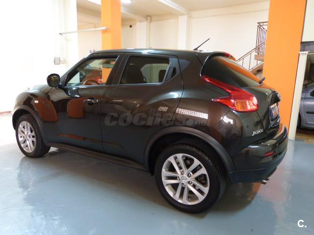 nissan juke 4x4 1 5 dci tekna premium 4x2 diesel de color marr n del a o 2011 con 145000km en. Black Bedroom Furniture Sets. Home Design Ideas
