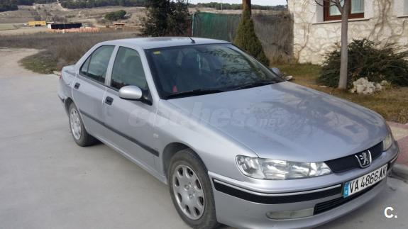 peugeot 406 srdt hdi 90 diesel del 2000 con 200000km en valladolid 32600715. Black Bedroom Furniture Sets. Home Design Ideas