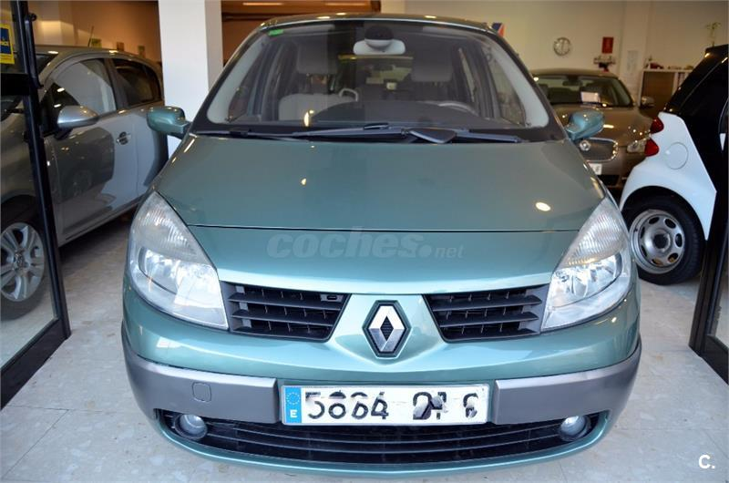 renault scenic luxe privilege 1 6 16v gasolina verde del 2005 con 84000km en las palmas 32602812. Black Bedroom Furniture Sets. Home Design Ideas