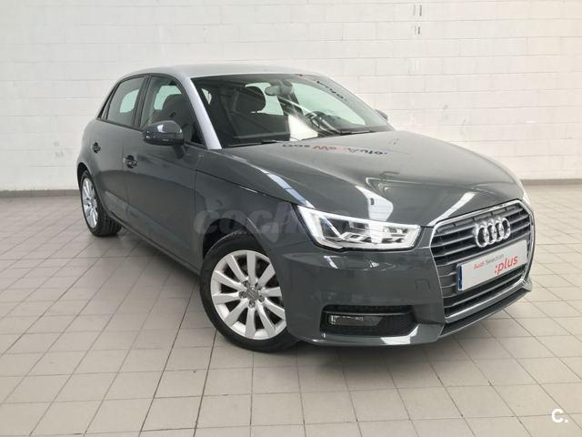 audi a1 sportback 1 6 tdi 116cv attraction diesel gris plata gris nano del 2016 con 4342km. Black Bedroom Furniture Sets. Home Design Ideas