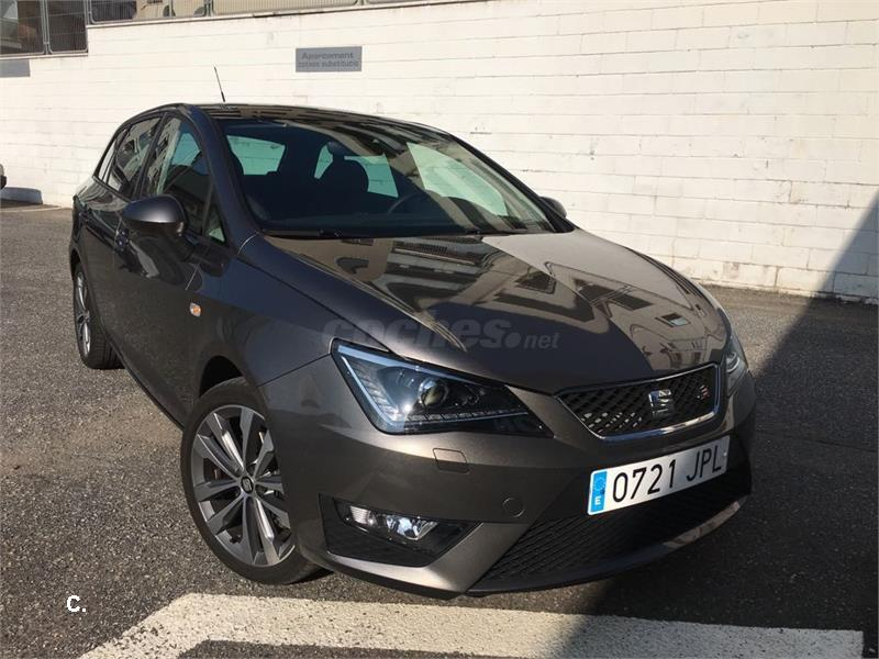 seat ibiza st 1 4 tdi 105cv fr crono diesel gris plata del 2016 con 50000km en tarragona 32607241. Black Bedroom Furniture Sets. Home Design Ideas