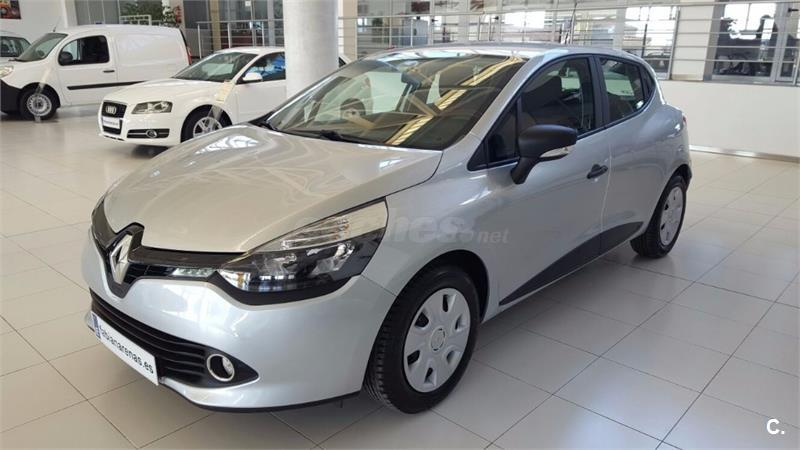 renault clio business dci 75 eco2 diesel gris plata del 2014 con 70500km en granada 32607354. Black Bedroom Furniture Sets. Home Design Ideas