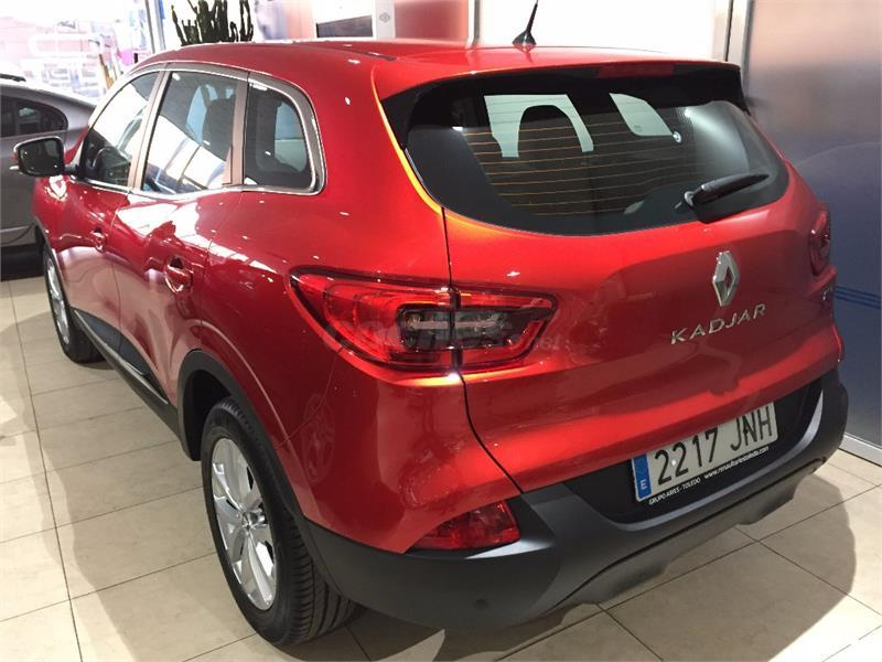 renault kadjar intens energy dci 110 diesel rojo. Black Bedroom Furniture Sets. Home Design Ideas