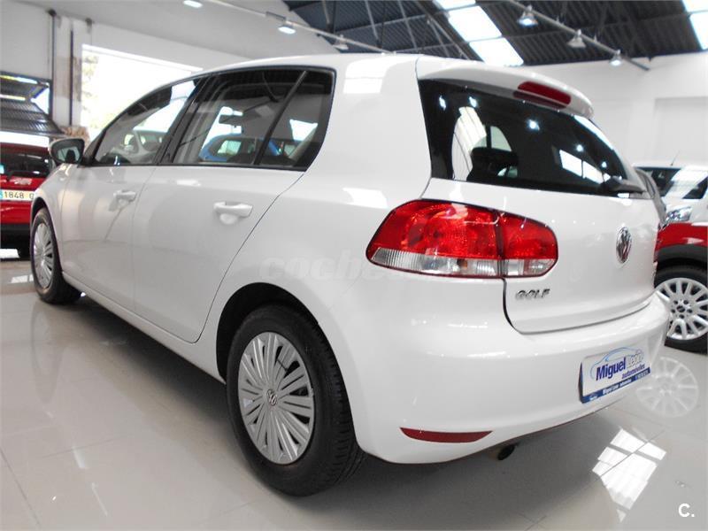 volkswagen golf 1 6 tdi 90cv rabbit diesel blanco del 2011 con 124995km en las palmas 32615350. Black Bedroom Furniture Sets. Home Design Ideas