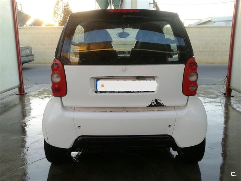 Smart smart passion 55cv gasolina blanco del 2002 con for Smart segunda mano sevilla