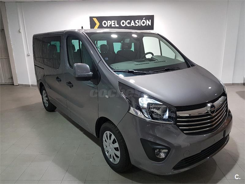 opel vivaro diesel del a o 2017 con 35km. Black Bedroom Furniture Sets. Home Design Ideas