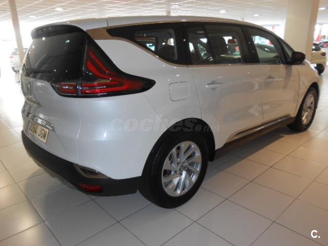 renault espace zen energy dci 160 twin turbo edc diesel blanco del 2015 con 26961km en cantabria. Black Bedroom Furniture Sets. Home Design Ideas