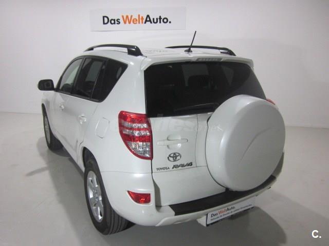 Toyota rav4 4x4 2 0 vvti executive multidr s 4x4 gasolina - Toyota pista silla ...