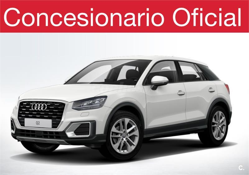 audi q2 4x4 design edition 1 6 tdi diesel de km0 de color negro en valencia 32653216. Black Bedroom Furniture Sets. Home Design Ideas