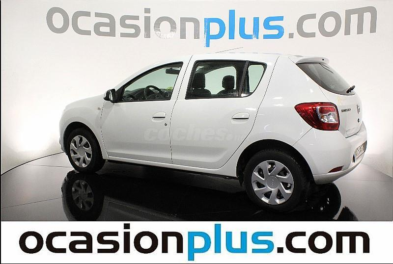 dacia sandero laureate dci 90 diesel blanco del 2013 con 87000km en madrid 32656820. Black Bedroom Furniture Sets. Home Design Ideas