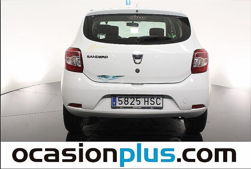 dacia sandero laureate dci 90 diesel blanco del 2013 con. Black Bedroom Furniture Sets. Home Design Ideas