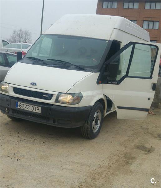 FORD Transit Diesel Del Año 2005 Con 177392km