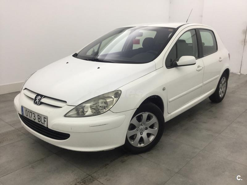 peugeot 307 2 0 hdi 90 xs diesel blanco del 2002 con 237000km en madrid 32705336. Black Bedroom Furniture Sets. Home Design Ideas