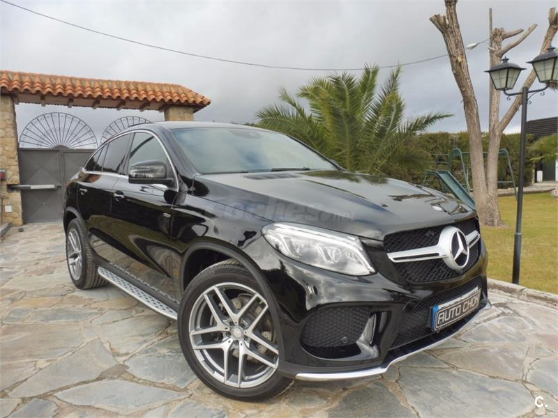 mercedes benz clase gle coupe 4x4 gle 350 d 4matic diesel. Black Bedroom Furniture Sets. Home Design Ideas