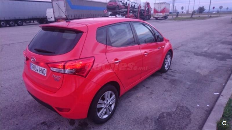 hyundai ix20 1 6 crdi gls 115cv blue comfort diesel rojo del 2012 con 85600km en madrid 32731154. Black Bedroom Furniture Sets. Home Design Ideas