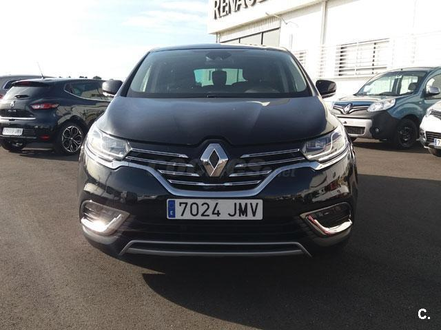renault espace zen energy dci 130 eco2 diesel negro negro brillante del 2016 con 15903km en. Black Bedroom Furniture Sets. Home Design Ideas