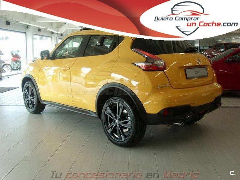 nissan juke 4x4 1 5 dci nconnecta 4x2 diesel de color. Black Bedroom Furniture Sets. Home Design Ideas
