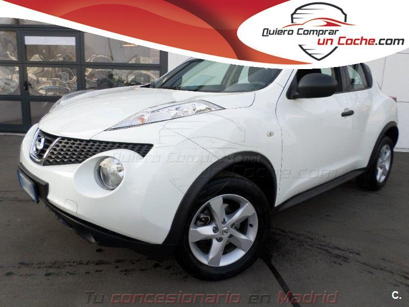 nissan juke 4x4 1 5 dci acenta diesel de km0 de color. Black Bedroom Furniture Sets. Home Design Ideas