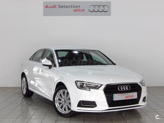 audi a3 design edition 1 6 tdi sedan diesel blanco blanco. Black Bedroom Furniture Sets. Home Design Ideas