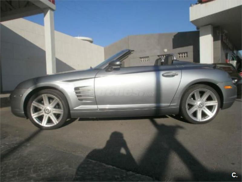 chrysler crossfire 3 2 limited cabrio auto gasolina azul del 2008 con 65000km en lleida 32777079. Black Bedroom Furniture Sets. Home Design Ideas