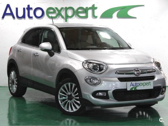fiat 500x 4x4 pop star 1 6 multijet 120cv 4x2 diesel de color gris plata gris argento. Black Bedroom Furniture Sets. Home Design Ideas