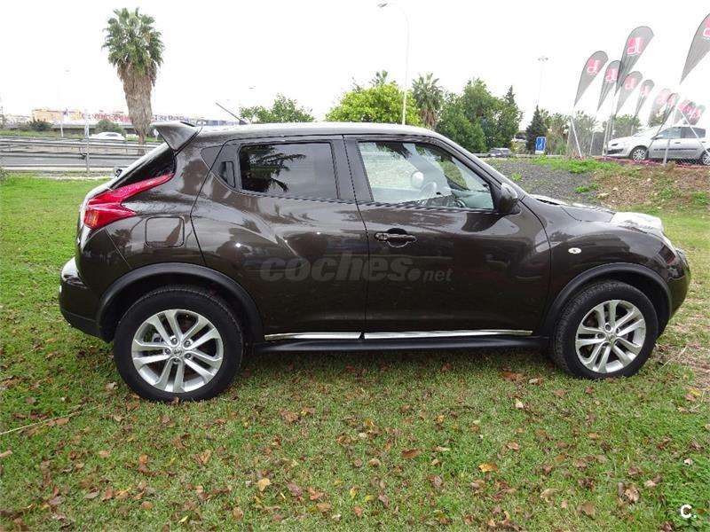 nissan juke 4x4 1 5 dci tekna premium 4x2 diesel de color marr n del a o 2012 con 113000km en. Black Bedroom Furniture Sets. Home Design Ideas
