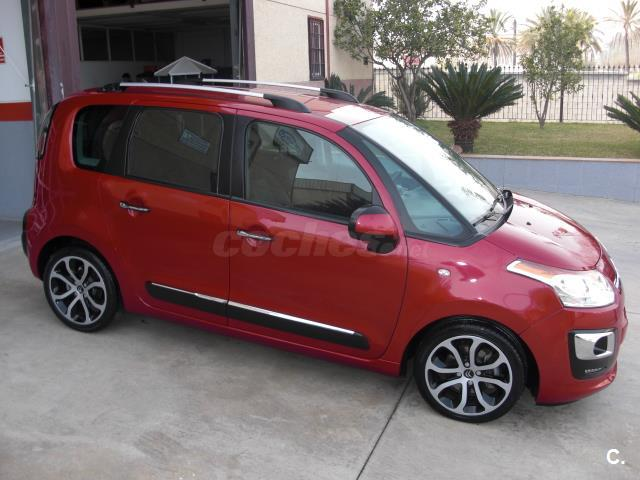 citroen c3 picasso hdi 115cv fap collection diesel rojo rojo rubi del 2015 con 46916km en. Black Bedroom Furniture Sets. Home Design Ideas