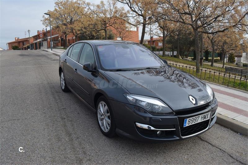renault laguna gt 4control dci 175 auto diesel gris plata del 2013 con 175500km en madrid 32793031. Black Bedroom Furniture Sets. Home Design Ideas