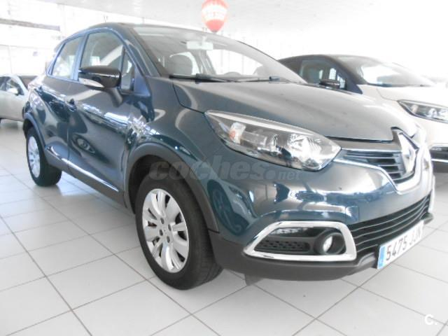 renault captur intens energy dci 90 eco2 euro 6 diesel azul del 2015 con 29669km en cantabria. Black Bedroom Furniture Sets. Home Design Ideas