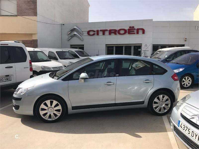 citroen c4 1 6 16v exclusive gasolina gris plata del 2005 con 123000km en granada 32813891. Black Bedroom Furniture Sets. Home Design Ideas