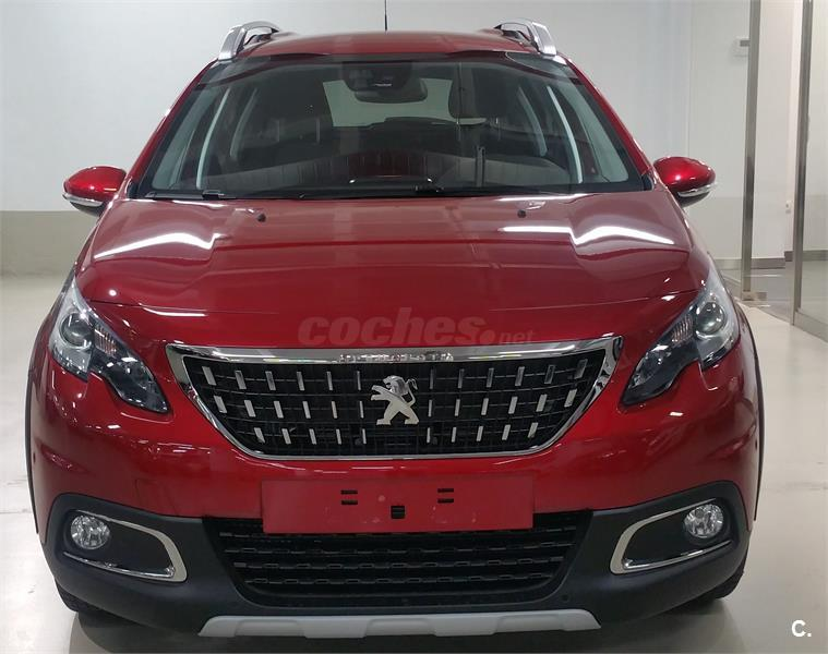 peugeot 2008 4x4 allure 1 2 puretech 96kw 130cv ss gasolina de km0 de color rojo en madrid 32813900. Black Bedroom Furniture Sets. Home Design Ideas