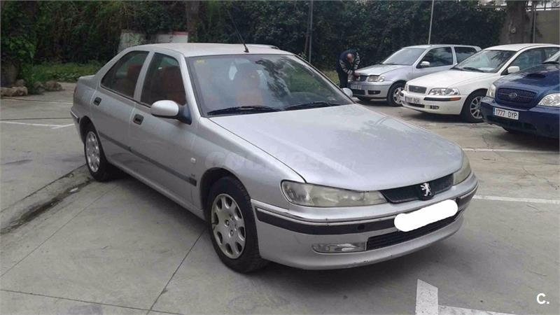 peugeot 406 srdt hdi 90 diesel gris plata del 2000 con 190000km en valencia 32816377. Black Bedroom Furniture Sets. Home Design Ideas