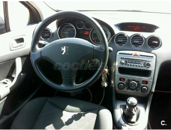 peugeot 308 confort 1 6 hdi 90 diesel del 2007 con 119999km en baleares 32820803. Black Bedroom Furniture Sets. Home Design Ideas