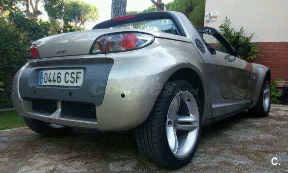 Smart roadster 60 gasolina del 2004 con 84999km en sevilla for Smart segunda mano sevilla